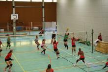 9. Speedvolleyballturnier des VfL Bückeburg in der KSH Bückeburg
